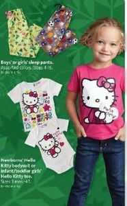 Baby Girls' Hello Kitty Bodysuit