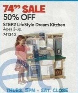 Step2 LifeStyle Dream Kitchen - Green Countertop