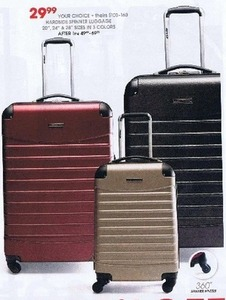 "Hardside 24"" Spinner Luggage"