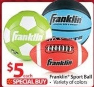 Franklin Sport Ball