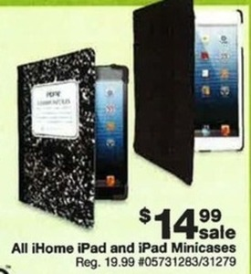 All iHome iPad & iPad Mini Cases