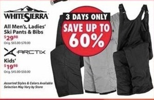 All Arctix Kids' Ski Pants & Bibs