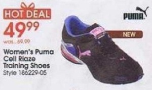 Women's Puma Cell Riaze Training Shoes