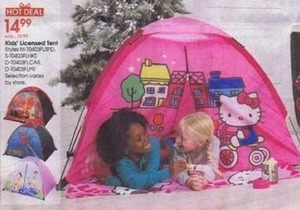 Kids' Licensed Tent