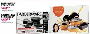 Farberware 17 pc Set