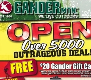 Gander Mountain Black Friday Ad