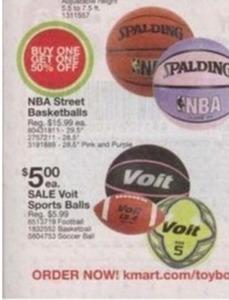 Voit Sports Balls