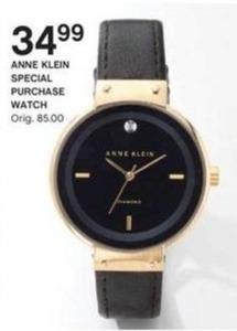 Anne Klein Special Purchase Watch