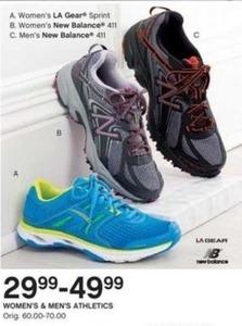 Women's & Men's Athletic Shoes