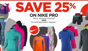 Kids' Nike Pro and Hyperwarm Apparel