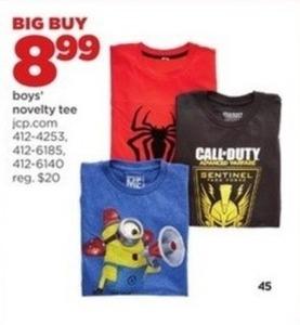 Boys' Call of Duty Novelty Tee