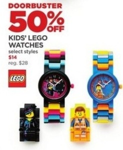 Kids' LEGO Watches