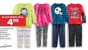 Jumping Beans Toddlers Tops