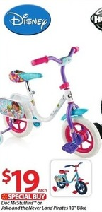 "Jake and the Never Land Pirates 10"" Bike"