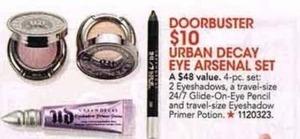 Urban Decay Eye Arsenal Set