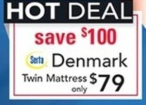 Denmark Twin Mattresses