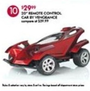 "Vengance 20"" RC Car"