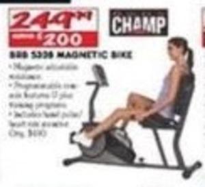 Champ Magnectic Bike