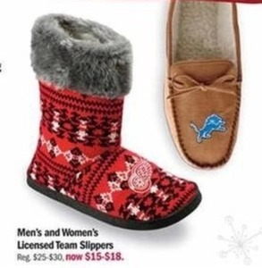 Team Slippers