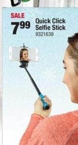 Quick Click Selfie Stick