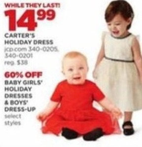 Carter's Holiday Dress