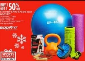Select BodyFit Fitness Equipment