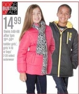 Select Kids' Outerware