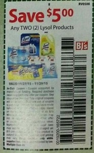 Lysol Products