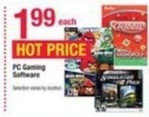 PC Gaming Software