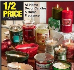 All Home Decor Candles & Home Fragrance