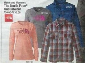 The North Face Casualwear