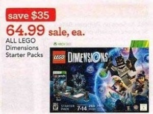 All Lego Dimensions Starter Packs