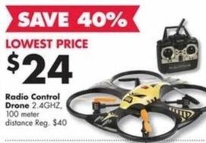 Radio Control Drone 2.4GHZ