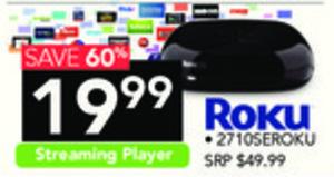 Roku 1 SE Streaming Player