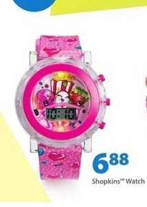Shopkins Watch
