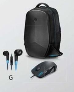 Alienware Vindicator 17 Backpack Bundle