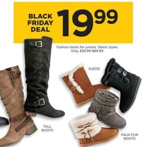 Fashion Boots for Juniors
