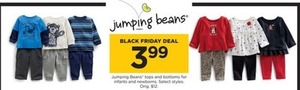 Jumping Beans Infant & Newborn Tops & Bottoms