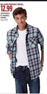Arizona's Guy's Flannel Shirts