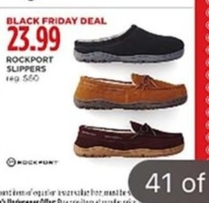 Rockport Men's Slippers