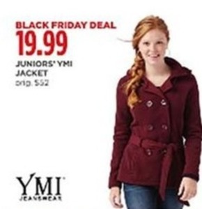 YMI Juniors' Jacket