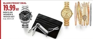Select Men's or Women's Watch Sets