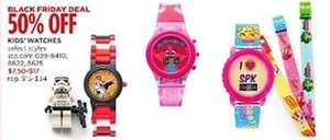 Select Kids' Watches