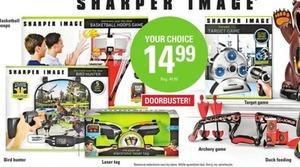 Sharper Image Target Game
