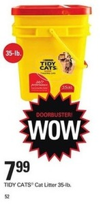 Tidy Cats Cat Liter