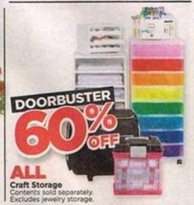 All Craft Storage