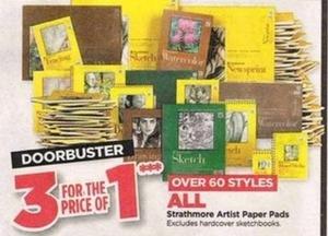 Starthmore Artist Paper Pads