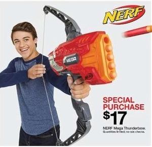 All NERF Toys