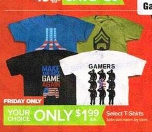 Select T-Shirts