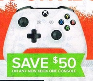 Any New Xbox One Console